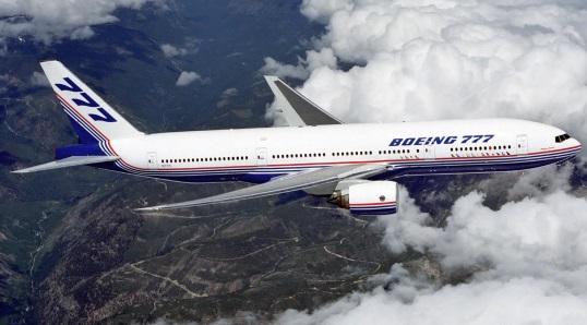 777 plane